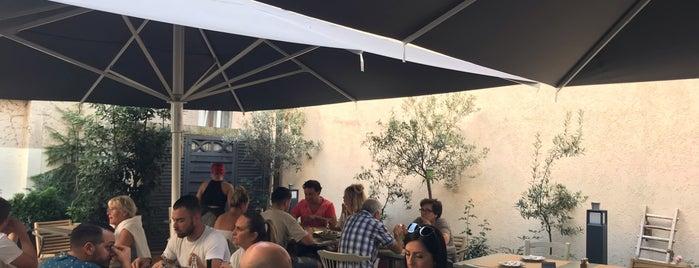 The Little Greek Taverna is one of Posti salvati di Adam.