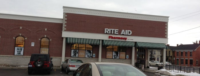 Rite Aid is one of Locais curtidos por Sophia.