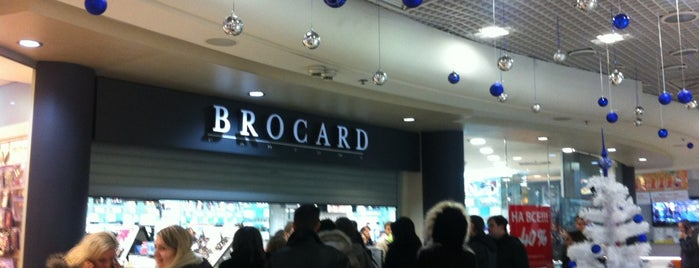 Brocard is one of Amariama : понравившиеся места.