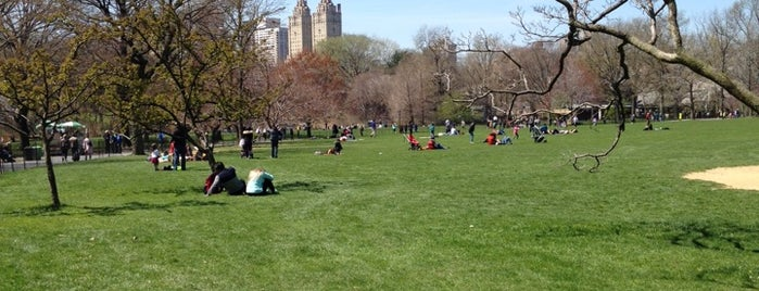 Great Lawn is one of Nova York.