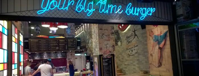 Hot Hot Burger Bar is one of Lieux qui ont plu à Constantine.
