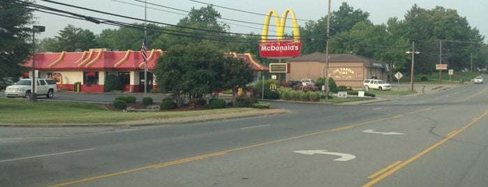 McDonald's is one of Stacy : понравившиеся места.