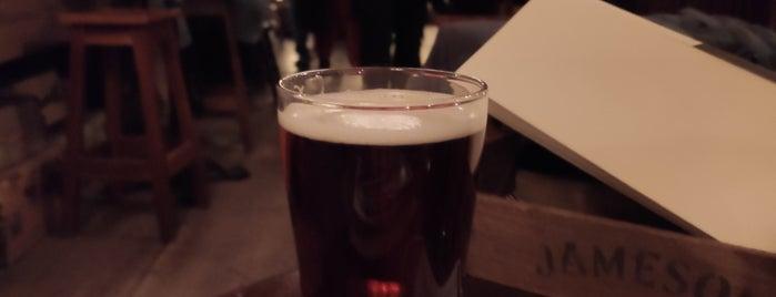 Black Swan Pub is one of Locais salvos de Dmitry.