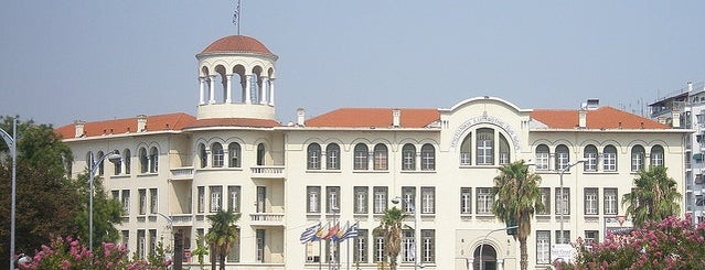 Y.M.C.A. of Thessaloniki is one of Central Macedonia.