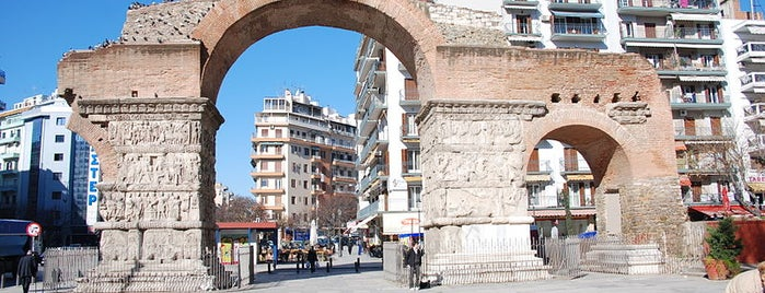Arc de Galère is one of Thessaloniki #4sqCities.