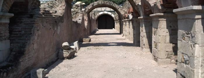 Roman Forum is one of Central Macedonia.