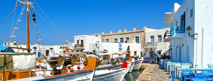 Summer destinations in Greece