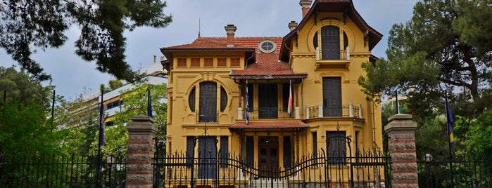 Casa Bianca is one of Central Macedonia.