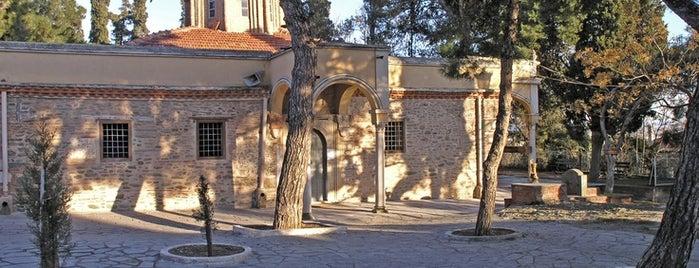 Μονή Βλατάδων is one of Central Macedonia.
