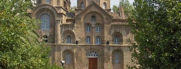 Παναγία Χαλκέων is one of Thessaloniki.
