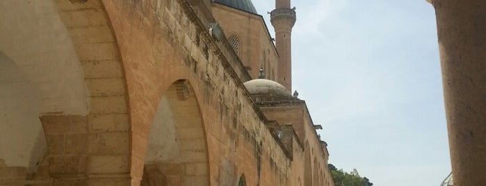 Rızvaniye Camii is one of Hot Spots@Edessa.