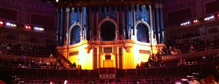 Royal Albert Hall is one of London, Greater London UK.