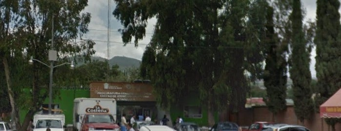 Procuraduría General De Justicia Ixtapaluca is one of Lugares favoritos de Eliza.