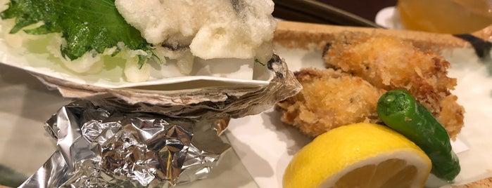 Kakifune Kanawa is one of 行って食べてみたいんですが、何か?.