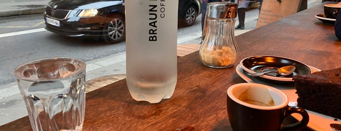 Braun Notes is one of Paris.