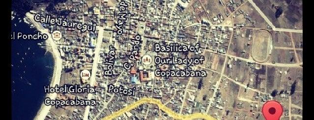 El Alto is one of Lugares favoritos de Paola.