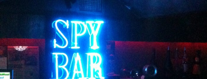 Spybar is one of DJ Mag Top 100 Club (2014).