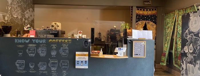 Fox Coffee House is one of Long Beach.