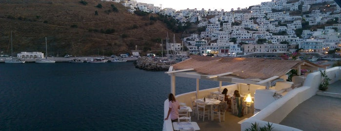Akti Seafood Restaurant is one of Greek Food Hangouts.