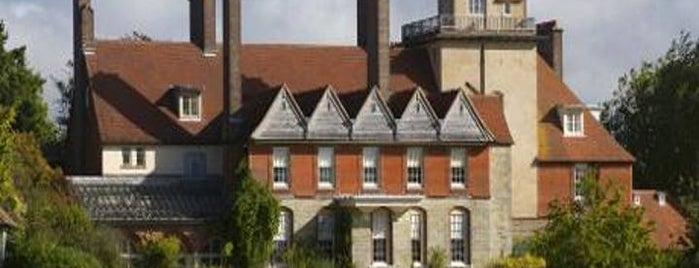 Standen NT House & Gardens is one of London4.