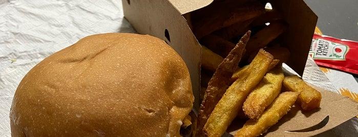 Burger do Planalto is one of Jabaquário.