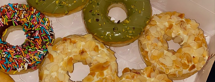 J.CO Donuts is one of الرياض.