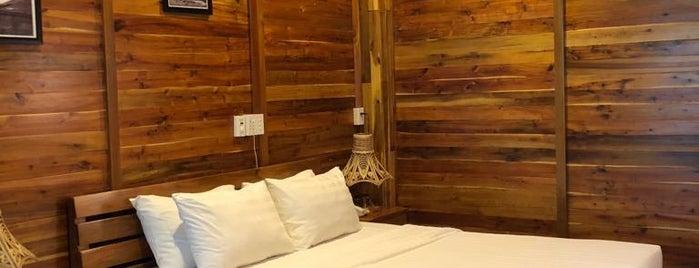 Dragon Resort And Spa is one of Orte, die Andrey gefallen.