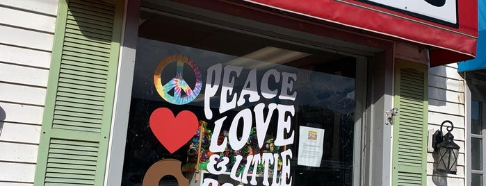 Peace, Love & Little Donuts is one of Traverse City, MI.