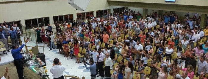 Igreja Evangelica Assembleia De Deus is one of A local's guide: 48 hours in Curitiba, Brasil.