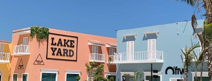 Hacienda Bay is one of Egypt: Dining, Coffee, Nightlife & Outings.