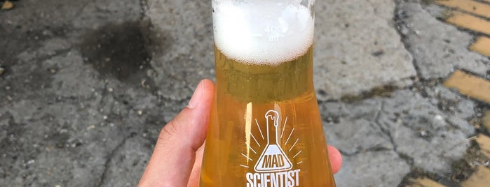 Mad Scientist is one of Budapest - Craft Beer.