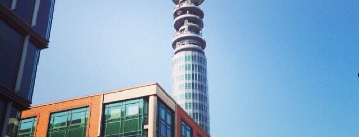 BT Tower is one of United Kingdom.