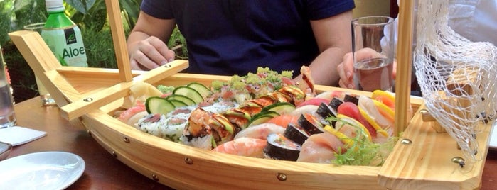 Mai Sushi is one of Japan in London.