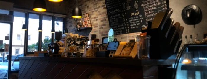 Breathe Coffee is one of Lugares guardados de Queen.