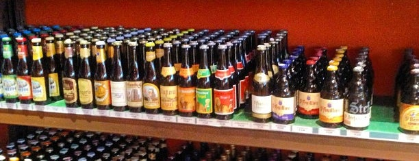 Beer Planet is one of brussels.