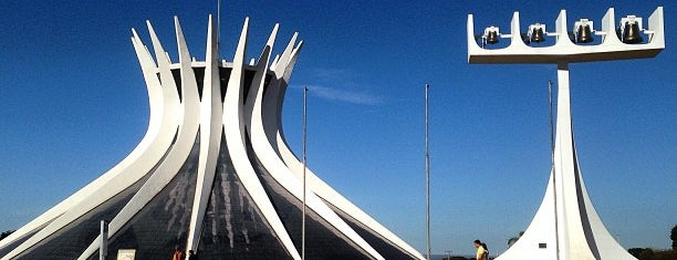 Catedral Metropolitana de Brasília is one of Architecture.