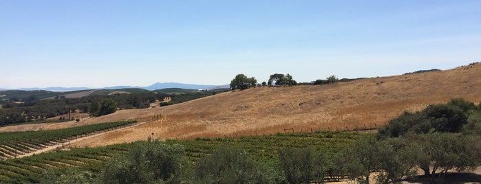 Hess Collection Winery is one of Lugares favoritos de Erika.