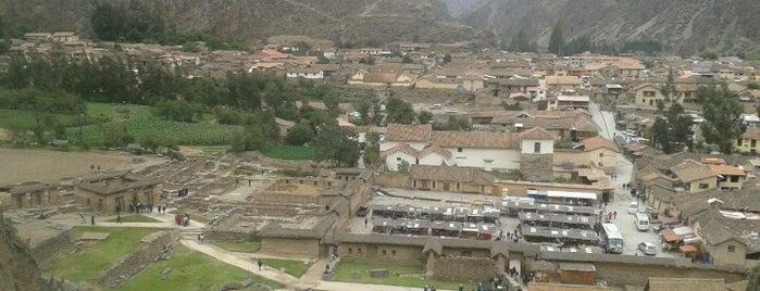 Ollantaytambo Sun Temple is one of Perú.