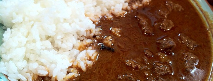The KARI is one of 2012年 日本 TOYO CURRY大賞.