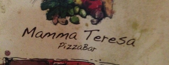Mamma Teresa Pizza Bar is one of Tempat yang Disukai Ramon.