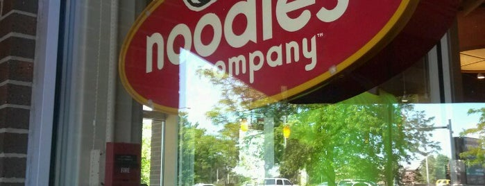 Noodles & Company is one of Rockin the suburbs.