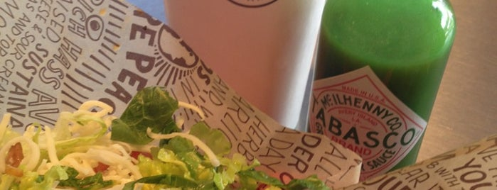 Chipotle Mexican Grill is one of Dog Friendly Places in Dallas.