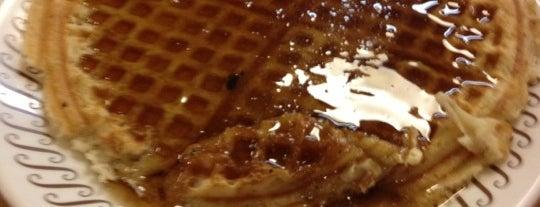 Waffle House is one of Lieux qui ont plu à Sandy.
