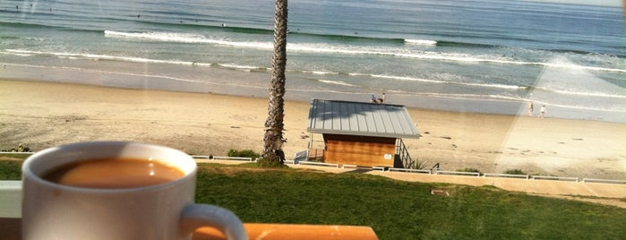Caroline's Seaside Cafe is one of Escape Guide // San Diego, CA.