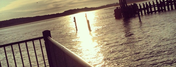 Titlow Beach is one of Tacoma.