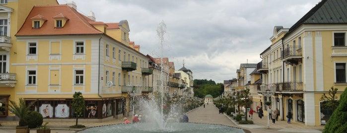Kolonáda is one of Gespeicherte Orte von Reham.