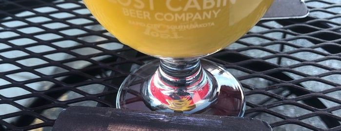 Lost Cabin Beer Company is one of Rapid City.