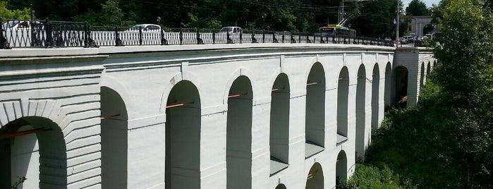 Каменный мост is one of Russia10.