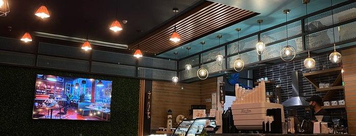 Quetzal Café is one of Riyadh cafes.