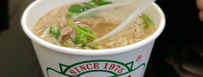 阿宗麵線 Ay-Chung Flour-Rice Noodle is one of Taipei / Seoul.